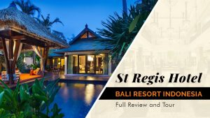 Pure Luxury Hotel in Bali Full Tour of the