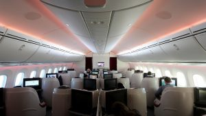 QATAR AIRWAYS BUSINESS CLASS REVIEW Traveling to INDIA Miami