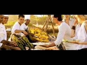 SHANTI MAURICE RESORT MAURITIUS HEAD CHEF INTERVIEW VIDEO PRODUCTION