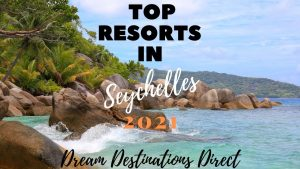 Seychelles Top Resorts 2021 | North Island Seychelles #shorts