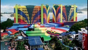 Shorts Genting World Resorts Luxury Room View Pahang Malaysia YouTubeShorts