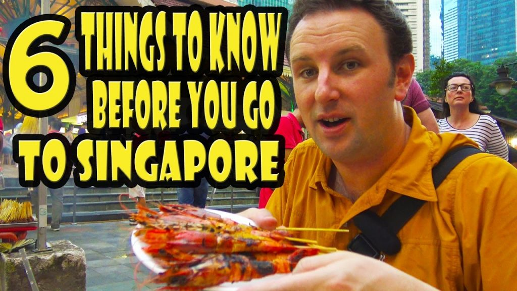 Singapore Travel Tips 6 Things to Know Before You Go