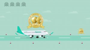 The Best Low Cost Airline in The Middle East 2018