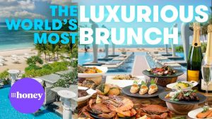 The Mulia, Bali: World's most luxurious brunch | 9Honey
