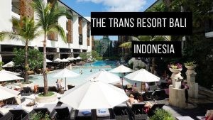The Trans Resort Bali Indonesia  - A Luxurious Oasis