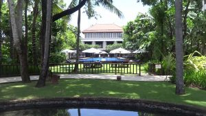 Tour of Conrad Bali The best hotel resort in