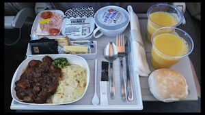 Emirates Economy Class   In Flight Review   Flying To Dubai